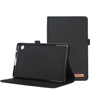 Чехол Galeo Fashion TPU Folio для Huawei Matepad T8 (KOBE2-W09A, KOBE2-L09A) Black