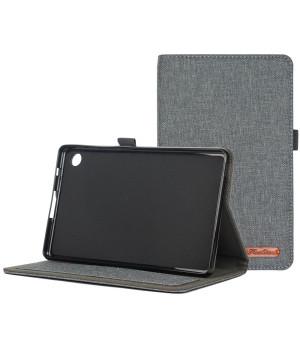 Чехол Galeo Fashion TPU Folio для Huawei Matepad T8 (KOBE2-W09A, KOBE2-L09A) Grey