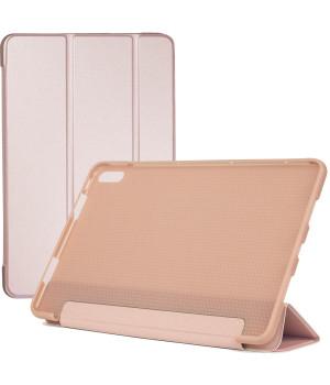 Чехол Silicone Colour Series для Huawei Matepad Pro 10.8 (MRX-AL09, MRX-W09) Rose Gold