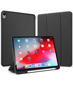 "Чехол DUX DUCIS Domo with Stylus Holder для Apple iPad Air 4 10.9"" (2020) Black"