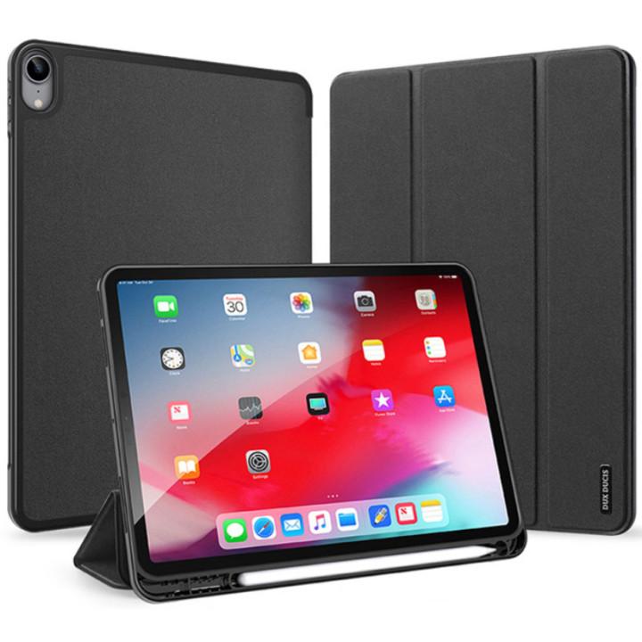 "Чехол DUX DUCIS Domo with Stylus Holder для Apple iPad Air 4 10.9"" (2020) Black"