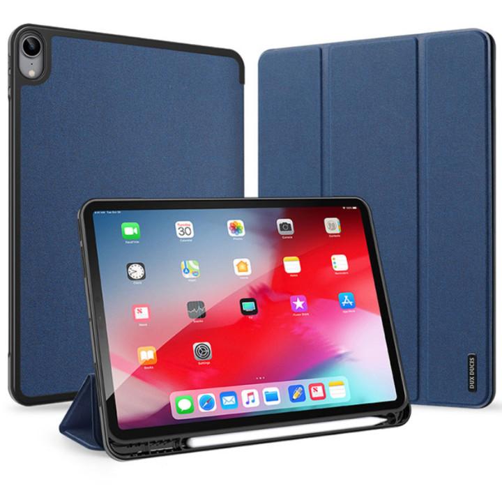 "Чехол DUX DUCIS Domo with Stylus Holder для Apple iPad Air 4 10.9"" (2020) Dark Blue"