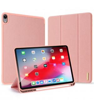 "Чехол DUX DUCIS Domo with Stylus Holder для Apple iPad Air 4 10.9"" (2020) Pink"