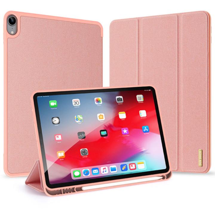 "Чехол DUX DUCIS Domo with Stylus Holder для Apple iPad Air 4 10.9"" (2020) Pink"