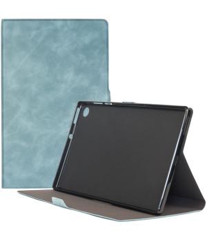 Чехол Galeo Flex TPU Folio для Lenovo Tab M10 Plus TB-X606F, TB-X606X Powder Blue