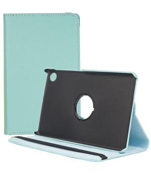 Поворотный чехол-подставка для Huawei Matepad T8 (KOBE2-W09A, KOBE2-L09A) Blue
