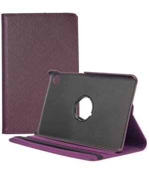 Поворотный чехол-подставка для Huawei Matepad T8 (KOBE2-W09A, KOBE2-L09A) Purple