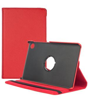 Поворотный чехол-подставка для Huawei Matepad T8 (KOBE2-W09A, KOBE2-L09A) Red