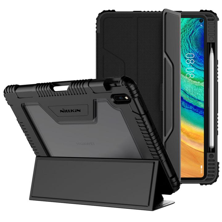 Чехол Nillkin Bumper Leather Case для Huawei Matepad Pro 10.8 (MRX-W09, MRX-AL09) Black
