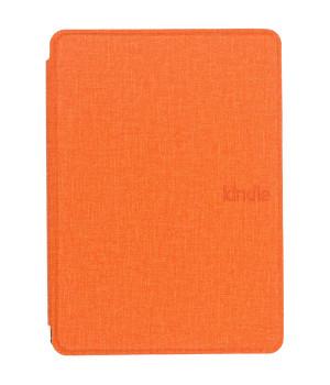Чехол Galeo Superslim для Amazon Kindle Paperwhite 10th Gen. (2018) Textile Orange