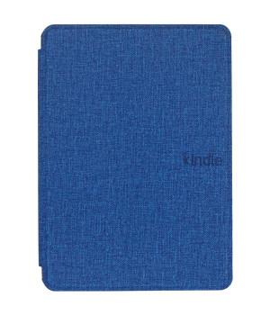 Чехол Galeo Superslim для Amazon Kindle Paperwhite 10th Gen. (2018) Textile Blue