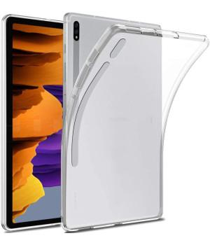 "TPU (силиконовый) чехол Galeo для Samsung Galaxy Tab S7 11"" SM-T870, SM-T875 Transparent"