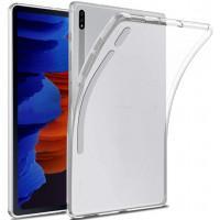 "TPU (силиконовый) чехол для Samsung Galaxy Tab S7 Plus 12.4"" SM-T970, SM-T975 Transparent"