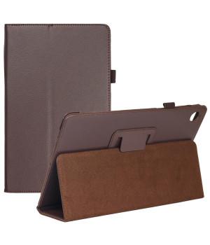 Чехол Classic Folio для Huawei Matepad T10 / T10S Brown