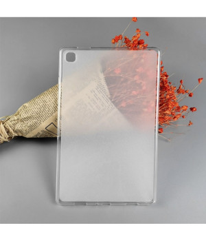 TPU (силиконовый) чехол для Samsung Galaxy Tab A7 10.4 (2020) SM-T500, SM-T505 Transparent