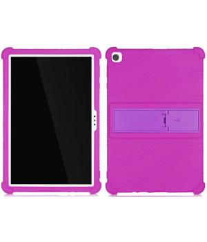 Силиконовый чехол для Huawei Matepad T10 / T10S Purple
