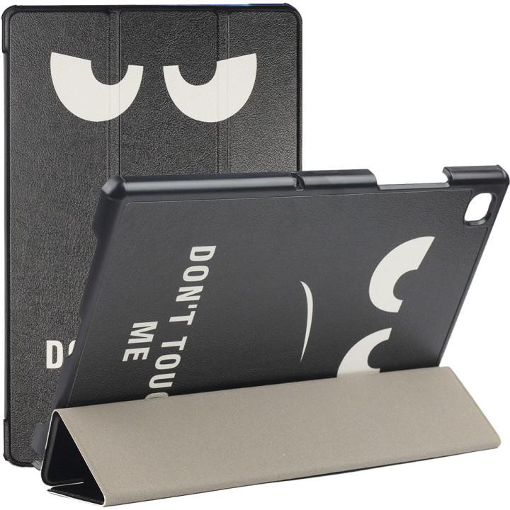 Чехол Galeo Slimline Print для Samsung Galaxy Tab A7 10.4 (2020) SM-T500, SM-T505 Don't Touch!