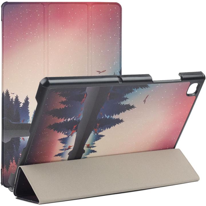 Чехол Galeo Slimline Print для Samsung Galaxy Tab A7 10.4 (2020) SM-T500, SM-T505 Dusk