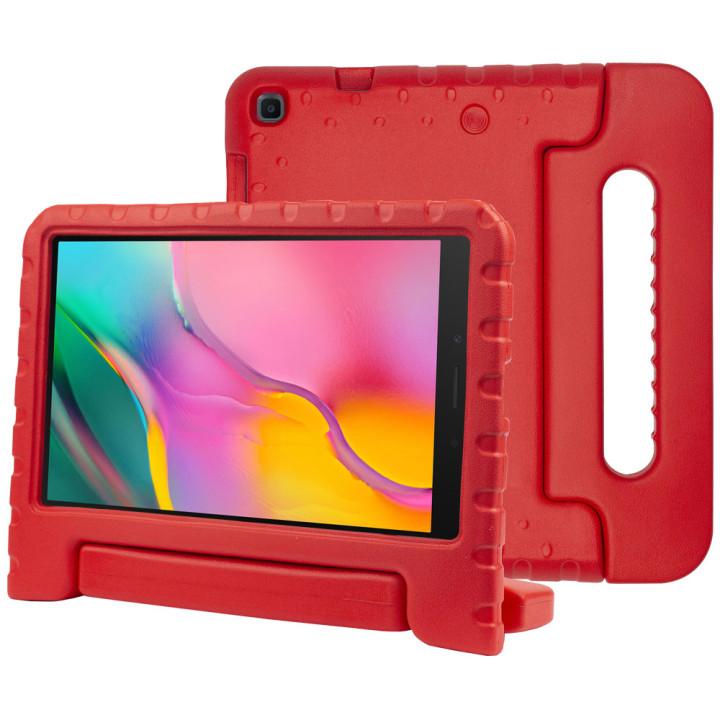 Детский противоударный чехол Galeo EVA для Samsung Galaxy Tab A 8.0 (2019) SM-T290, SM-T295 Red