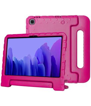 Детский противоударный чехол Galeo EVA для Samsung Galaxy Tab A7 10.4 SM-T500, SM-T505 Hotpink