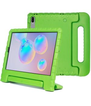 Детский противоударный чехол Galeo EVA для Samsung Galaxy Tab S6 SM-T860, SM-T865 Green