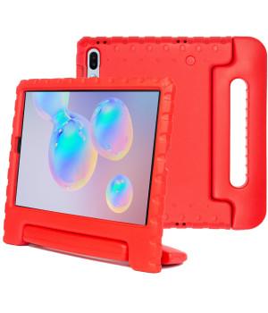 Детский противоударный чехол Galeo EVA для Samsung Galaxy Tab S6 SM-T860, SM-T865 Red