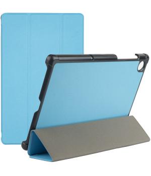 Чехол Galeo Slimline Portfolio для Lenovo Tab M10 HD 2nd Gen TB-X306F, TB-X306X Blue