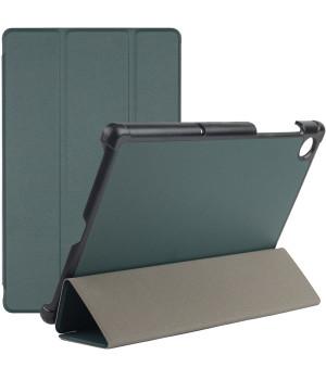 Чехол Galeo Slimline Portfolio для Lenovo Tab M10 HD 2nd Gen TB-X306F, TB-X306X Dark Green