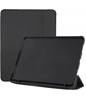 Чехол Galeo Flex with Pencil Holder для Aplle iPad 4 (2020) Black