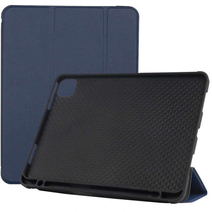 Чехол Galeo Flex with Pencil Holder для Aplle iPad Air 4 (2020) Navy Blue