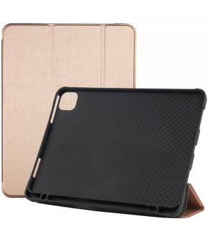 Чехол Galeo Flex with Pencil Holder для Aplle iPad 4 (2020) Rose Gold