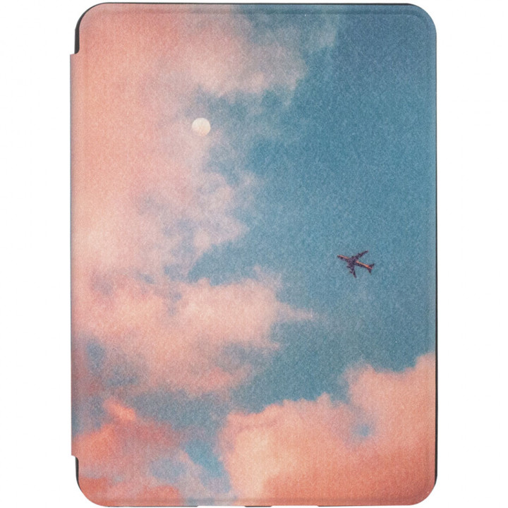 Чехол Galeo TPU Print для Amazon Kindle Paperwhite 4 (2018) Plane