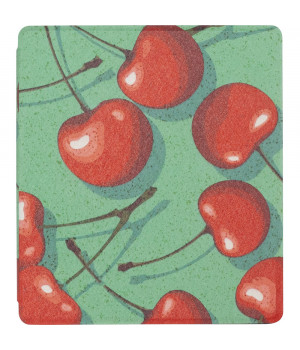 Чехол Galeo TPU Print для Amazon Kindle Oasis 2017 / 2019 Cherries