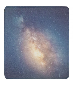 Чехол Galeo TPU Print для Amazon Kindle Oasis 2017 / 2019 Galaxy