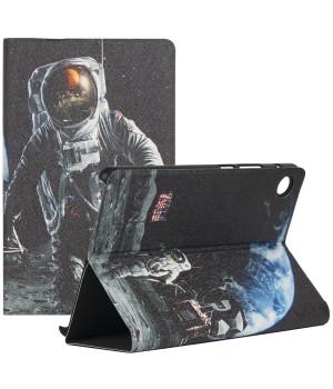 Чехол Galeo Slim Stand для Huawei Matepad T8 (KOBE2-W09A, KOBE2-L09A) Astronaut