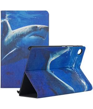 Чехол Galeo Slim Stand для Huawei Matepad T8 (KOBE2-W09A, KOBE2-L09A) Shark