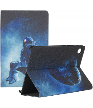 Чехол Galeo Slim Stand для Huawei Matepad T8 (KOBE2-W09A, KOBE2-L09A) Space Traveler