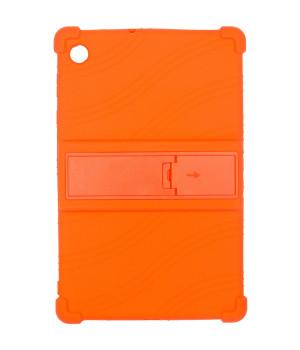 Силиконовый чехол для Lenovo Tab M10 HD 2nd Gen TB-X306F, TB-X306X Orange