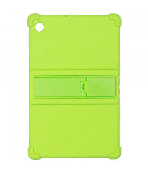 Силиконовый чехол для Lenovo Tab M10 HD 2nd Gen TB-X306F, TB-X306X Green