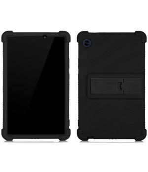 Силиконовый чехол для Huawei Matepad T8 (KOBE2-W09A, KOBE2-L09A) Black