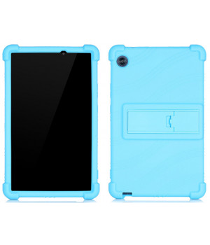 Силиконовый чехол для Huawei Matepad T8 (KOBE2-W09A, KOBE2-L09A) Blue