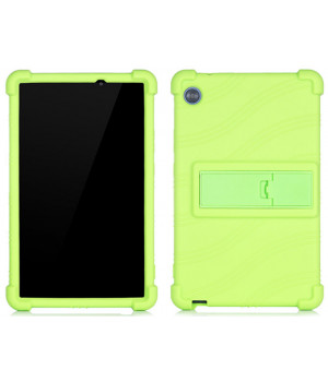 Силиконовый чехол для Huawei Matepad T8 (KOBE2-W09A, KOBE2-L09A) Green
