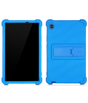 Силиконовый чехол для Huawei Matepad T8 (KOBE2-W09A, KOBE2-L09A) Navy Blue