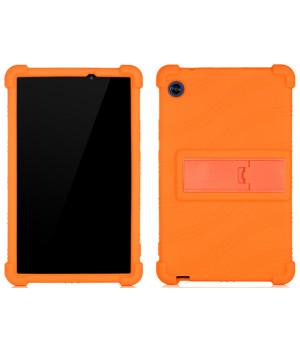 Силиконовый чехол для Huawei Matepad T8 (KOBE2-W09A, KOBE2-L09A) Orange