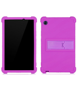 Силиконовый чехол для Huawei Matepad T8 (KOBE2-W09A, KOBE2-L09A) Purple