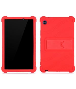 Силиконовый чехол для Huawei Matepad T8 (KOBE2-W09A, KOBE2-L09A) Red