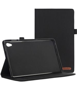 Чехол Galeo Fashion TPU Folio для Lenovo Tab M10 HD 2nd Gen TB-X306F, TB-X306X Black