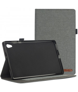 Чехол Galeo Fashion TPU Folio для Lenovo Tab M10 HD 2nd Gen TB-X306F, TB-X306X Grey