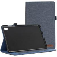 Чехол Galeo Fashion TPU Folio для Lenovo Tab M10 HD 2nd Gen TB-X306F, TB-X306X Blue