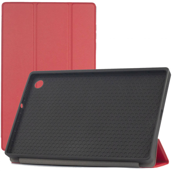 Чехол Galeo TPU Trifold для Lenovo Tab M10 HD 2nd Gen TB-X306F, TB-X306X Red